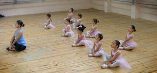 ballet-baby