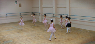 ballet-querubines